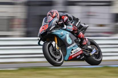 Assen MotoGP: Quartararo tops FP3, Rossi in Q1 after lap excluded