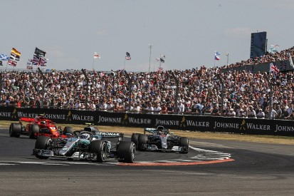London F1 race bid prompts fresh Silverstone British GP concern