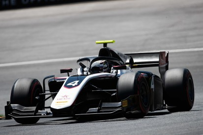 F2 Austria: De Vries on pole, Renault F1 Hubert gambles for second