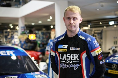 Sutton joins Moffat at new-look Laser Tools Infiniti BTCC team