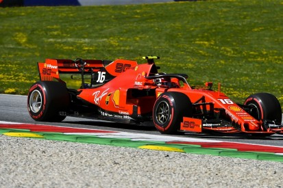 Austrian GP: Ferrari's Leclerc tops FP2 as Bottas, Verstappen crash