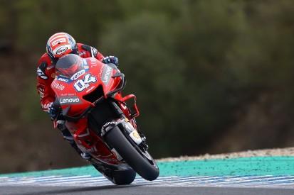 Dovizioso: Ducati's 2020 prototype MotoGP chassis gains not enough