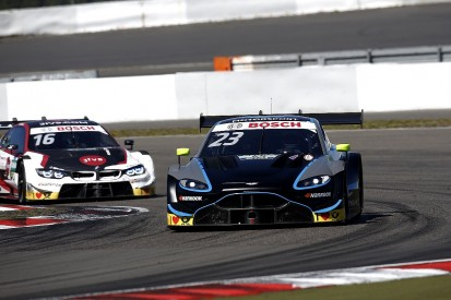 BMW now Aston team's lead hope for DTM engine supply after HWA split