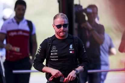 Bottas back to old-spec Mercedes F1 engine in Austrian GP practice