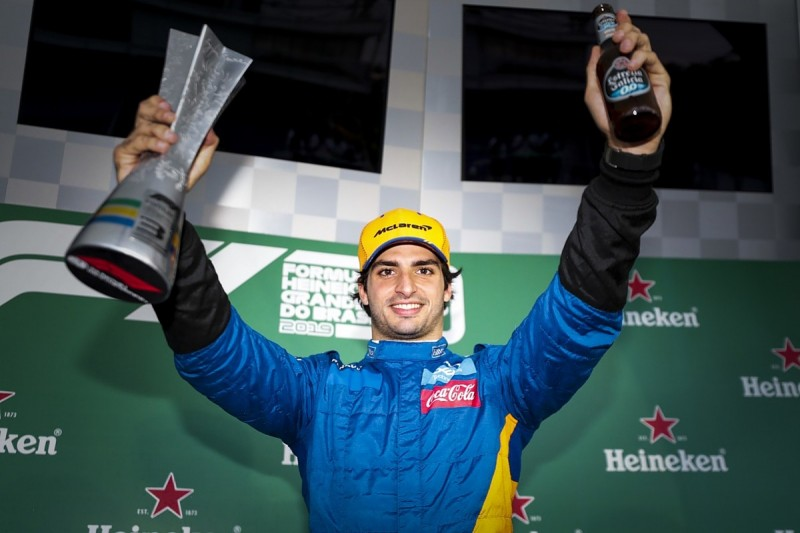 Sainz: Honing McLaren for 2020 beats weird Renault run-in