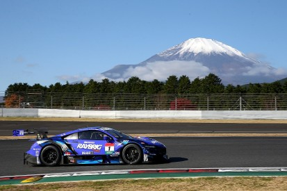 Yamamoto credits Button advice for Fuji DTM/Super GT Honda form