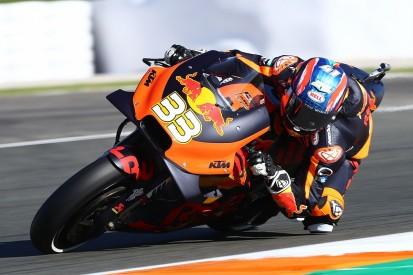 """Rookie Binder stunned by """"insane"""" Espargaro KTM MotoGP data"""