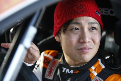 Toyota gives protege Katsuta World Rally Championship debut