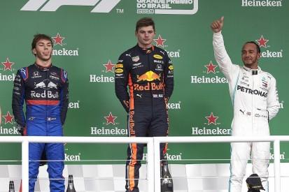 """Hamilton: Honda setting up """"serious"""" three-way 2020 fight"""