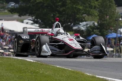 Penske in crunch test to close gap after Rossi Road America defeat