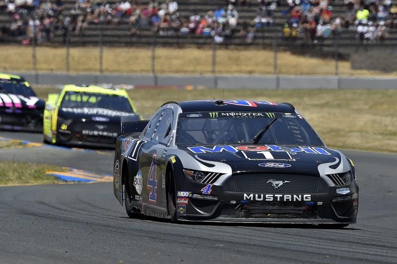 "Harvick: Winless Stewart-Haas NASCAR team took ""wrong direction"""