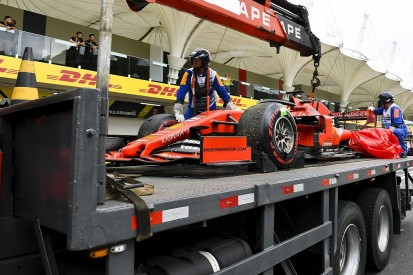 Horner: Team always loses in clashes like Ferrari's at Brazilian GP