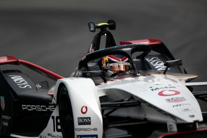 Porsche's Jani couldn't see start lights in Diriyah Formula E opener
