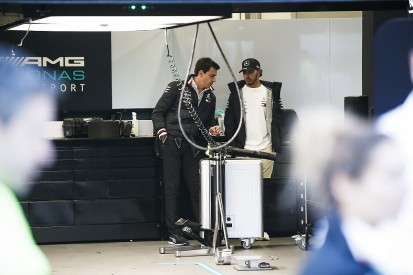 Lewis Hamilton: Mercedes boss Toto Wolff could run F1 but shouldn't