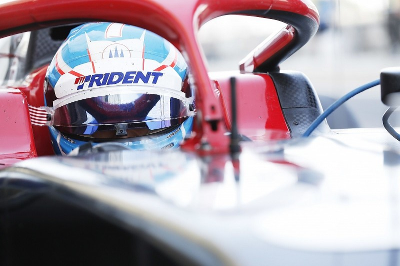 Ryan Tveter replaces Ralph Boschung at Trident, will make F2 debut