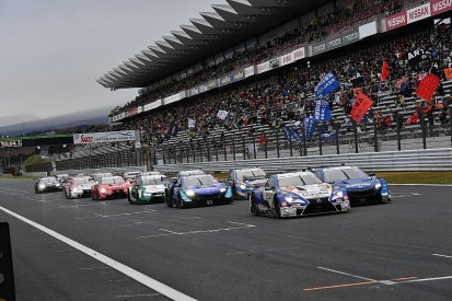 Cassidy wins first joint DTM/Super GT Fuji race, Audis make top 10