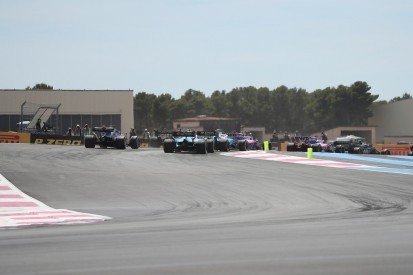Formula 1 plans more 'bollard lanes' for track limits at circuits