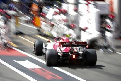 Alfa Romeo F1 team unsure problems solved despite Raikkonen result