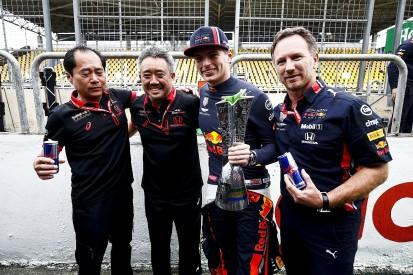 Horner: Brazil win important to keep Honda in Formula 1 post-2020