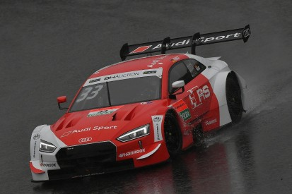 Rast tops last DTM/Super GT practice, Mardenborough fastest overall