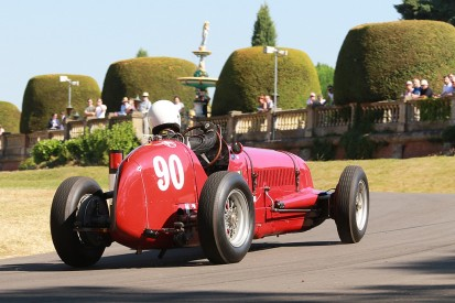 Chateau Impney hillclimb, F2 among first RAC Historic Awards winners