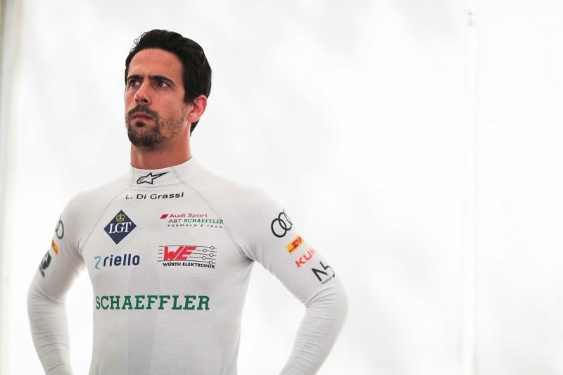 """Lucas di Grassi: Bern Formula E red flag reset call """"super-unfair"""""""