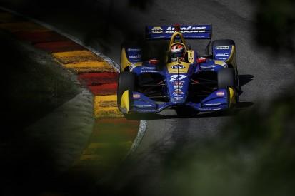 Andretti's Road America winner Rossi coy on Penske IndyCar rumours