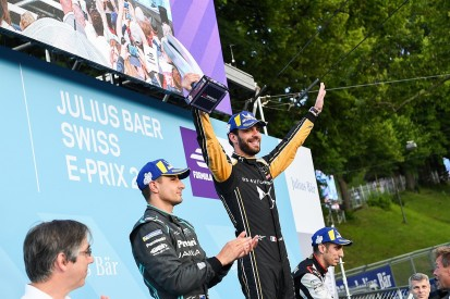 Evans: Attack mode saved Vergne from defeat in Formula E Bern race