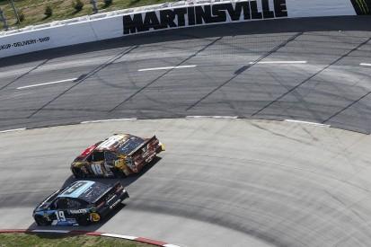 """Gibbs was """"sweating"""" over Truex Jr/Busch NASCAR team-mate rivalry"""