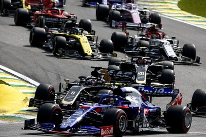 How Brazilian GP transformed F1 constructors' championship midfield