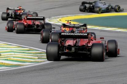Ferrari explains F1 aero reasons for Brazilian GP top speed drop