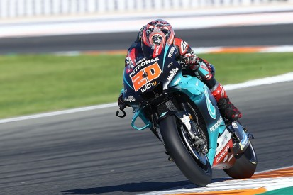 Quartararo crashes, Marquez brothers fall in first day of MotoGP test