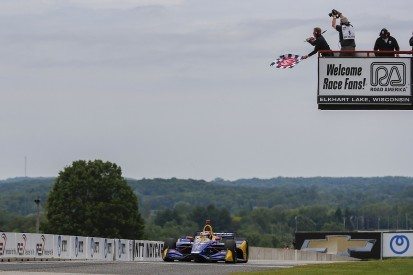 Road America IndyCar: Rossi leads every lap to take dominant win