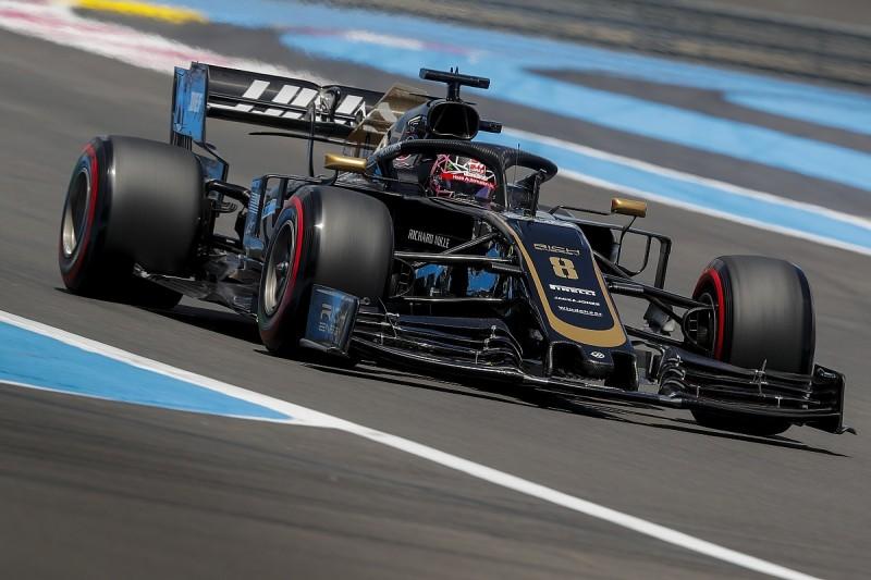 Grosjean says Haas F1 team needs to start blaming itself, not tyres