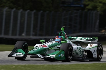 Herta beats Rossi to claim maiden IndyCar pole at Road America