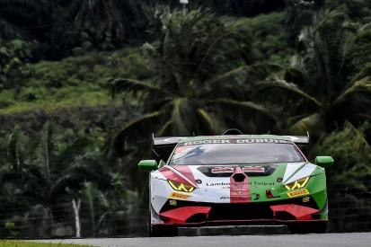 Van der Drift and Chen win Super Trofeo Asia race two at Suzuka