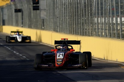 Shock Macau GP victor Verschoor won with bent steering