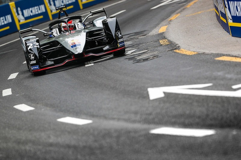 Nissan explains consequences of FE's twin-motor ban for e.dams team