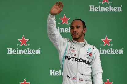 Hamilton accepts blame for incident with Albon in F1 Brazilian GP
