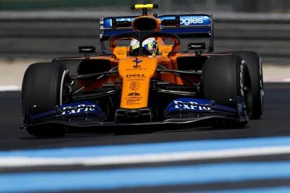 Red Bull-beating McLaren Formula 1 practice pace surprises rivals