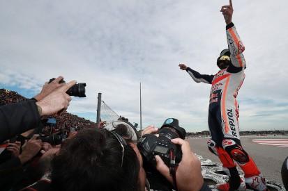 Valencia MotoGP: Marquez beats Quartararo for 12th win of 2019