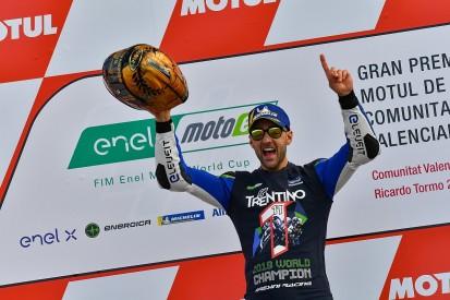 Ferrari secures inaugural MotoE title, Granado wins Valencia races