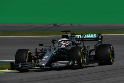 Brazilian GP: Hamilton summoned to F1 stewards after Albon clash