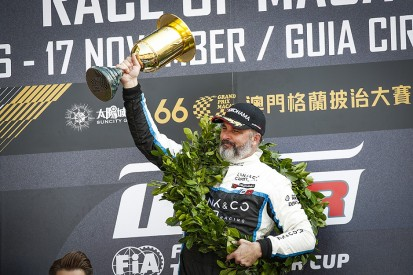 Macau WTCR: Yvan Muller seals win double from fifth on the grid