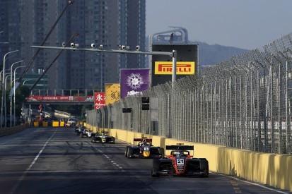 Macau Grand Prix: Verschoor upstages Vips for giantkilling win