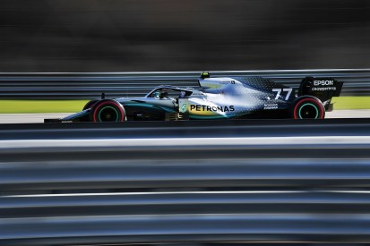 Mercedes F1 team hurt by altitude weakness more than it expected