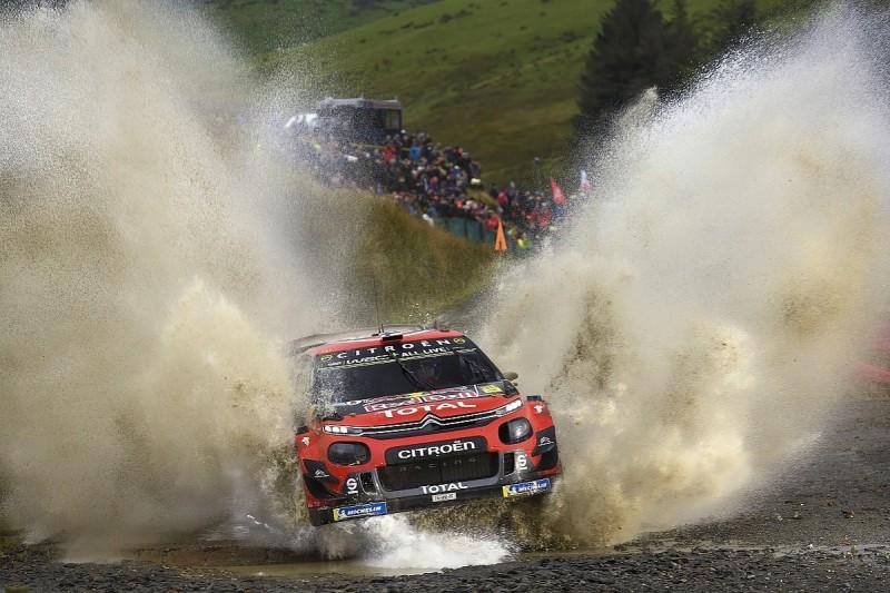 Citroen won't be part of World Rally Championship hybrid era in 2022