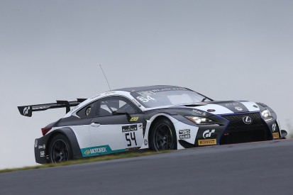 Lexus signs up for full-time 2018 Blancpain GT Series campaign