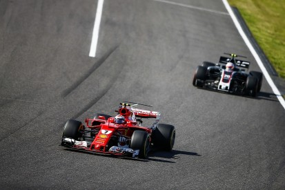 Haas has been too far adrift of engine/parts supplier Ferrari in F1