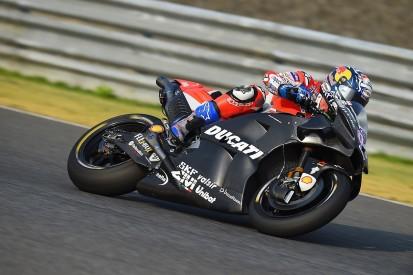 Dovizioso undecided on new Ducati MotoGP fairing after Thailand run